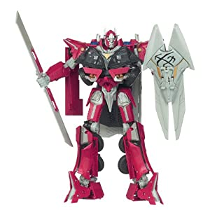 Transformers 3 Action Figur 30cm Mechtech Leader: Sentinel Prime
