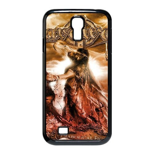 GRAVEWORM 3 cover Samsung Galaxy S4 9500 Cell Phone case cover black,plastic cell phone case