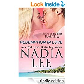 Redemption in Love (Hearts on the Line Book 3)