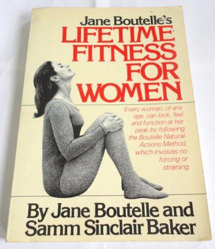 Jane Boutelle's Lifetime Fitness for Women