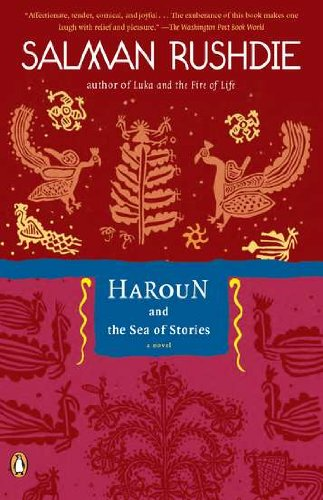 hauroun and the sea of stories Fabulation as narrative in haroun and the sea of many have already pointed out the numerous allusions which haroun and the sea of stories makes to ancient.