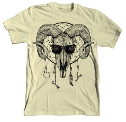 ROOK Men's Skull Life, Natural, Medium