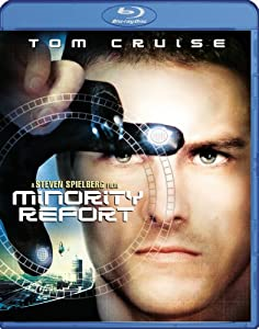 Cover of &quot;Minority Report [Blu-ray]&quot;