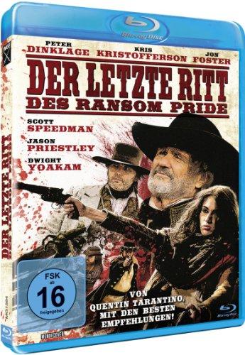 Der letzte Ritt des Ransom Pride [Blu-ray]