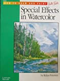 img - for Special Effects in Watercolors: Landscapes Watercolor (HT207) (How to Draw and Paint) book / textbook / text book