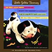 Little Golden Treasury | [Junette Sebring Lowrey, Gertrude Compton, Kathryn Jackson, more]