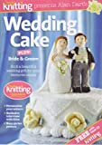 Alan Dart Wedding Cake plus Bride & Groom by Alan Dart Toy Knitting Pattern Booklet (Simply Knitting Magazine Supplement)