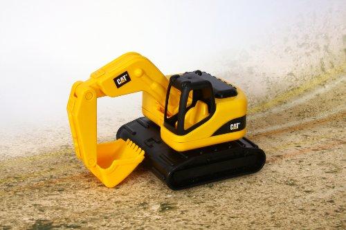 CAT Tough Tracks Truck Excavator (Caterpillar Toy Trucks compare prices)