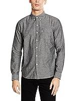 Levi's Camisa Hombre Classic 1 Pocket (Gris)