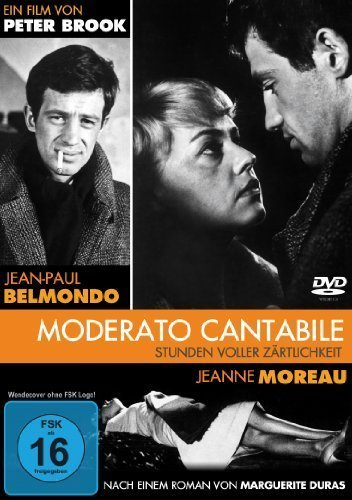 Moderato Cantabile [Pal] By Jeanne Moreau