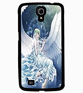 ColourCraft Angel Design Back Case Cover for SAMSUNG GALAXY MEGA 6.3 I9200