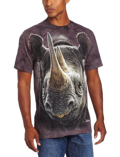Animal T-Shirt Rhino Shirt