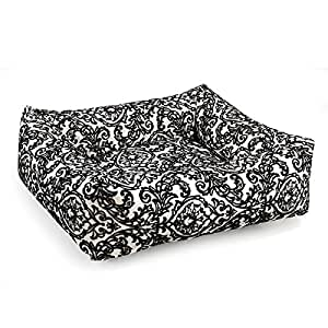 "Bowsers Dutchie Dog Bed, Microvelvet Ritz, X-Large 40""x36"""