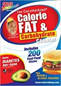 The Calorie King Calorie Fat & Carbohydrate 2015 Edition