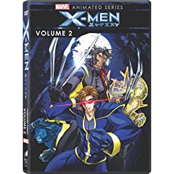 Marvel Anime: X-Men - Season 01 - Vol. 2