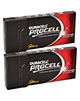 Duracell Procell Lot de 20 piles alcalines AAA 1,5 V LR037 MN2400