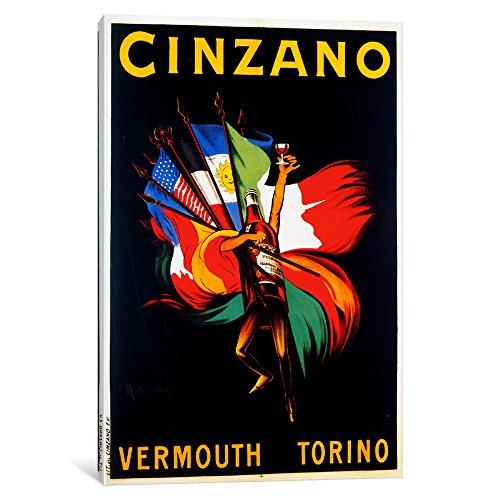 icanvasart-vac980-1pc6-26x18-cappiello-cinzano-vermouth-torino-canvas-print-by-vintage-apple-collect