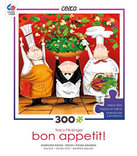 Ceaco Bon Appetit - Summer Salad Puzzle