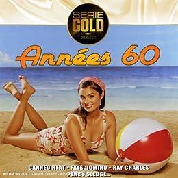 Années 60 - Série Gold