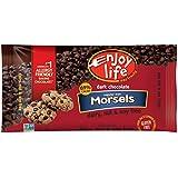 Enjoy Life Bulk Dark Chocolate Morsels, 5 Pound