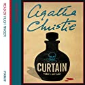 Curtain: Poirot's Last Case Audiobook by Agatha Christie Narrated by Hugh Fraser