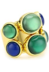 "Trina Turk ""Sea Life"" Seaglass Ring, Size 7"