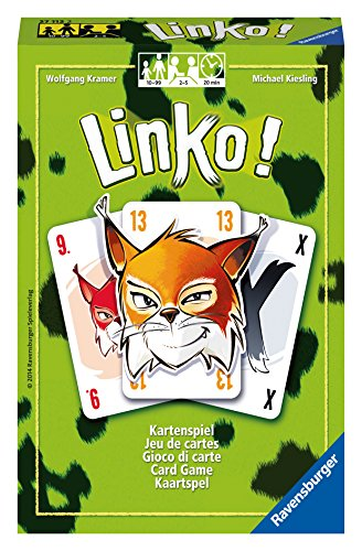 Ravensburger Linko Card Game - 1