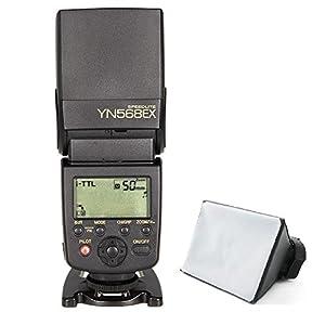 Yongnuo  YN568EX Flash Speedlite Spécial pour Nikon  Grande Ecran LCD