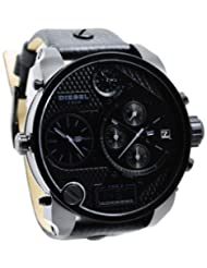 Diesel Gents Super Bad Ass Black Out Watch