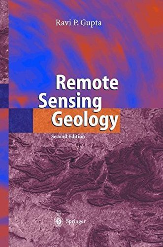 Remote Sensing Geology, by Ravi P. Gupta