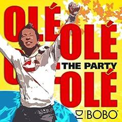 DJ Bobo – Ole Ole: The Party (2008)