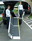 Ez-Access Trifold Ramp Advantage Series, 6 Feet, 38 Pound