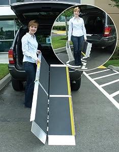 EZ Access 8 foot Tri - Fold Ramp