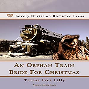 An Orphan Train Bride for Christmas Audiobook