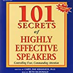 101 Secrets of Highly Effective Speakers | Caryl Rae Krannich