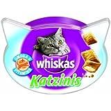 Whiskas Snacks Katzinis, 4er Pack (4 x 50 g)