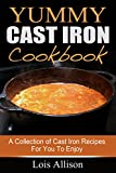 Yummy Cast Iron Cookbook: A Collection of Cast Iron Recipes For You To Enjoy