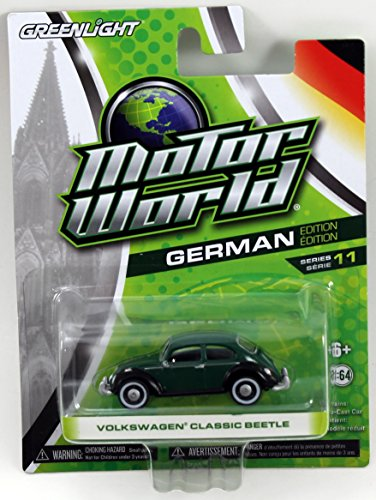 Greenlight Motor World Series 11 - Volkswagen Classic Beetle - 1
