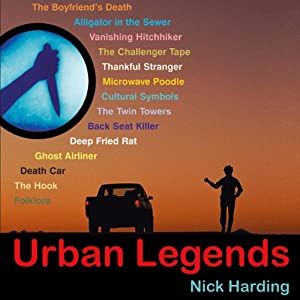 Urban Legends Audiobook