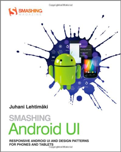 Smashing Android UI  1118387287 pdf