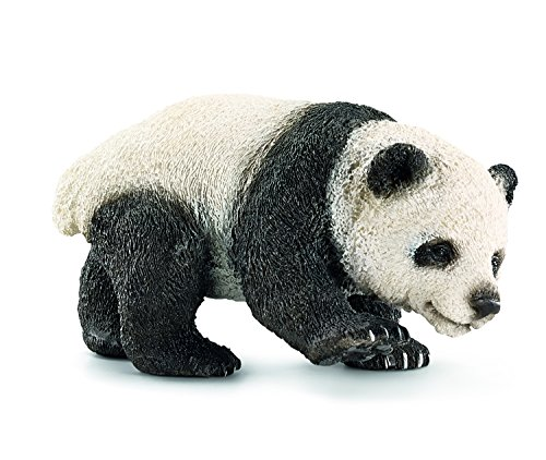 Schleich Cub Giant Panda Toy Figure - 1