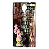Vcare Shoppe Exclusive Printed Back Case Cover Gionee Elife E7 - Wine Bottle Print
