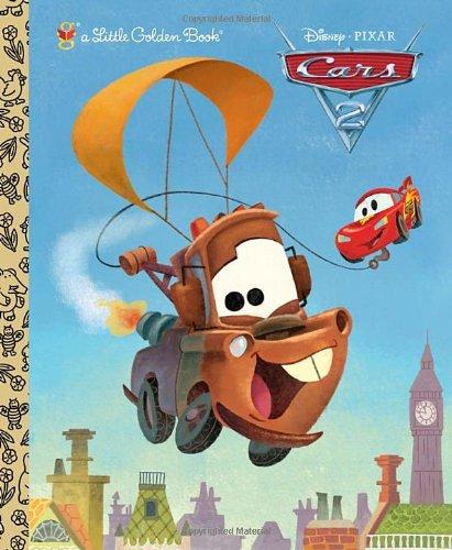Cars 2 Little Golden Book (Disney/Pixar Cars 2) PDF