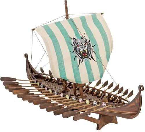 Drekar the Viking Longship Collectible Museum Replica