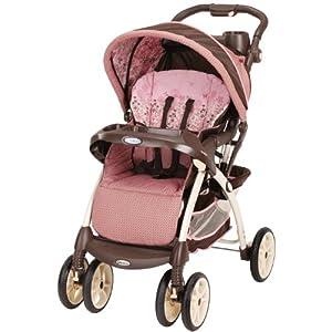 Graco Vie4 Deluxe Baby Stroller - Olivia