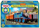 Hornby Thomas & Friends Great Discovery Electric Train Set