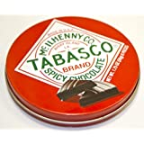 "Tabasco ""Spicy Dark Chocolate Wedges"" (One Tin Can)"