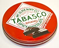 Tabasco – Spicy Dark Chocolate Wedges…
