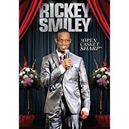 "Rickey Smiley: ""Open Casket Sharp"""