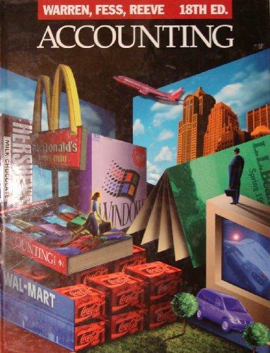 Accounting(TEXTBOOK BINDING)